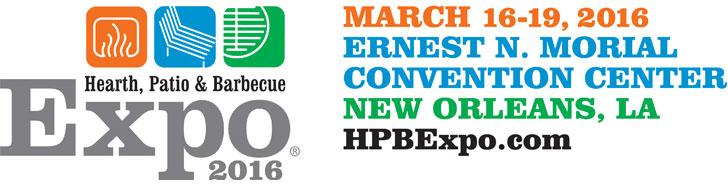 HPBExpo 2016 Logo